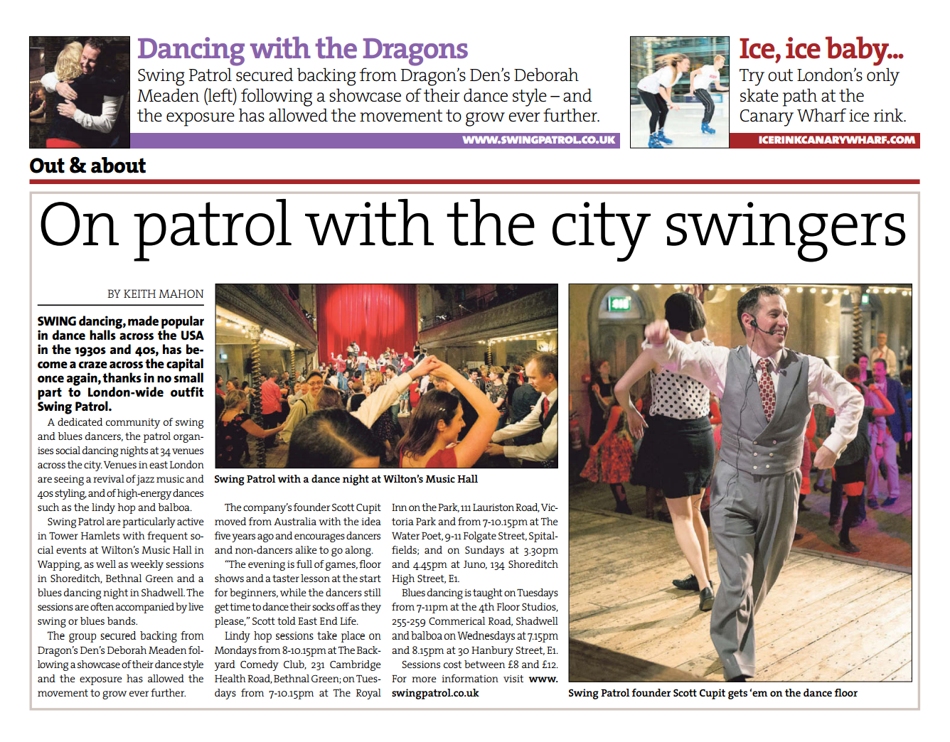East End Life, 12 January 2015